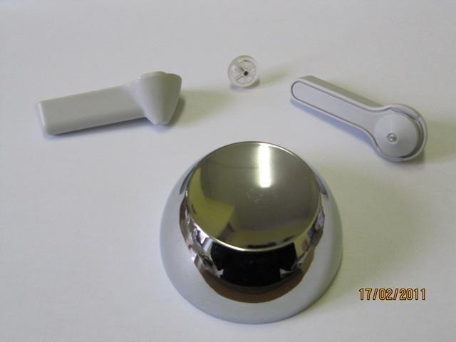 Acessorio in argento per la sicurezza
