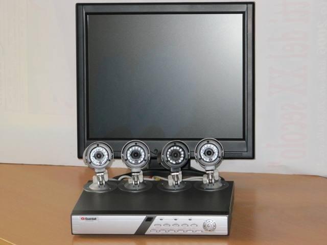 televisione e delle camere di sorveglianza