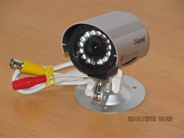 Una telecamera a circuito chiuso