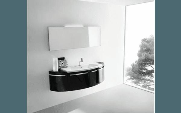 Mobilier de salle de bains moderne