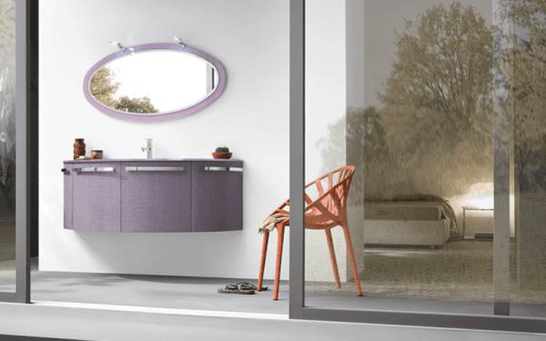 Mobilier de salle de bain en bois