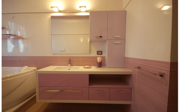 Mobilier salle de bains