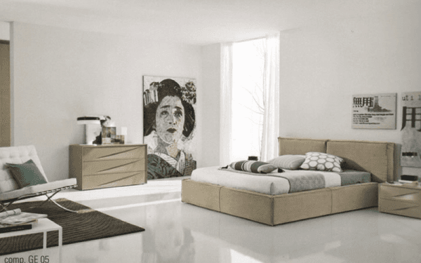 Meubles modernes pour chambre à coucher