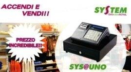 Registratore di cassa SYS@UNO