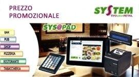 Registratore di cassa SYS@PAD