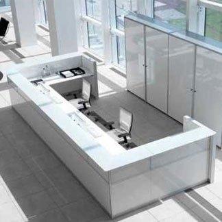 mobili moderni per reception