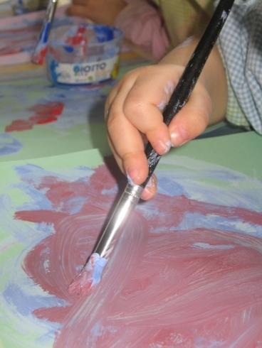 Pittura ad acqua, acquerelli, tempere, creatività