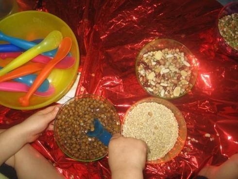 Mangiare sano, dolci, bambini, sicurezza