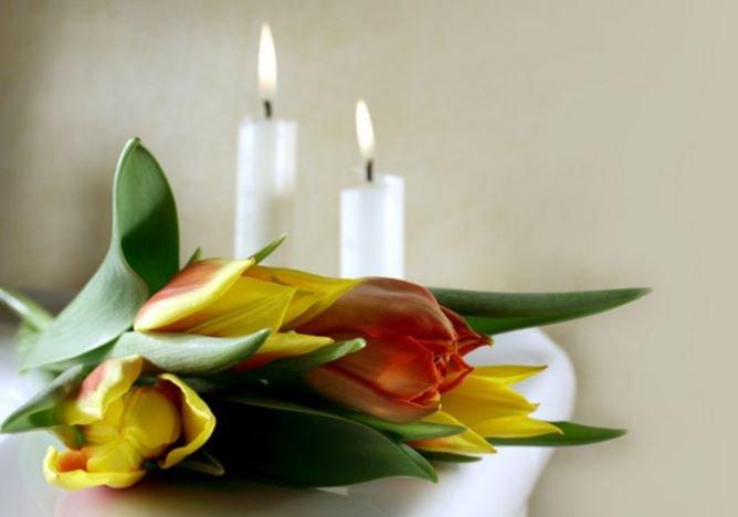 assistenza durante il funerale