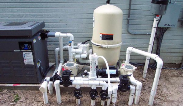 Pool Heater & Pump Repair