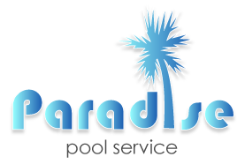 Paradise Pool Service TX Logo