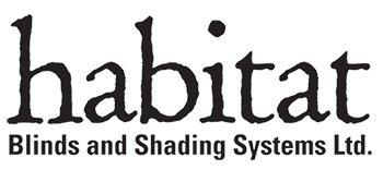 Habitat Blinds and Shading Systems Ltd. Logo