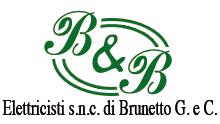 B. & B. ELETTRICISTI - logo