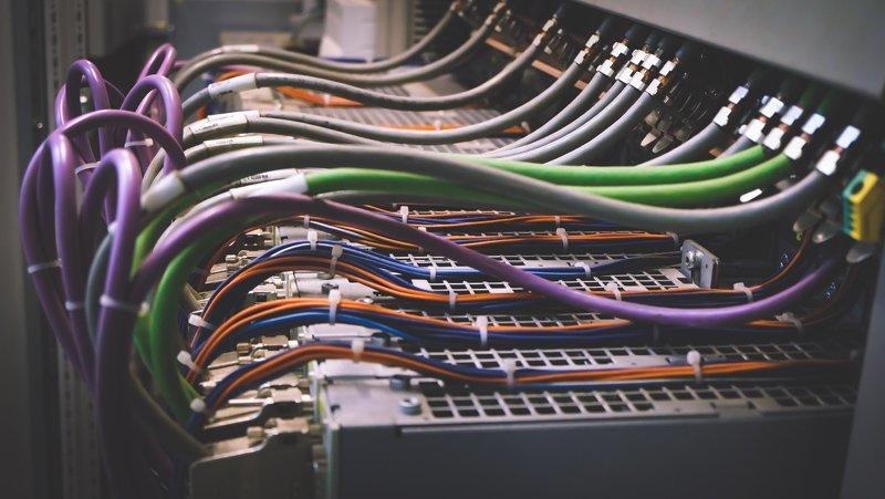 cavi di impianto elettrico