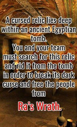 Escape NE Ohio Egyptian Tomb