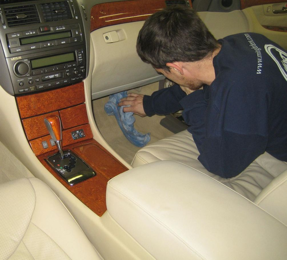 Upholstery Cleaning Lincoln Ne: Ming Auto Beauty Center