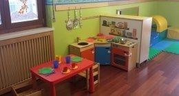ricreazione per bambini, attività ludiche, assistenza neonati