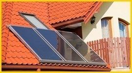 solare termico domestico