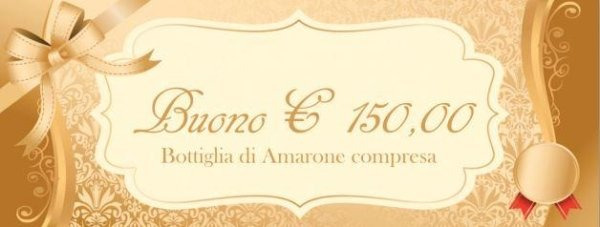 buono 150 euro
