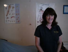 Physiotherapist - Helston, Truro, Redruth, Penzance, Cornwall - Helston Physiotherapy - Mrs Lesley Upperton