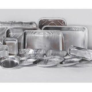 Vassoi in alluminio