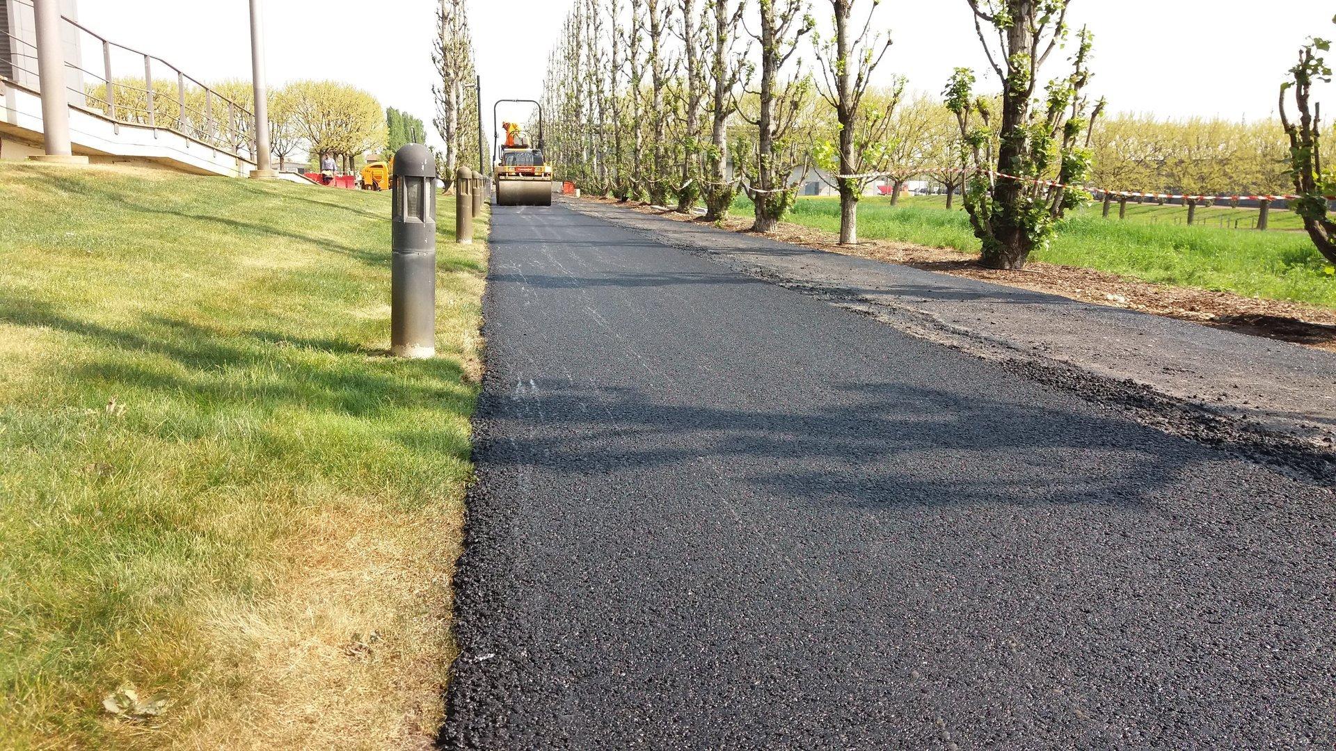lavori per pavimenti stradali