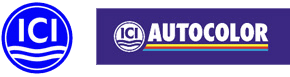 ICI and Autocolour logos