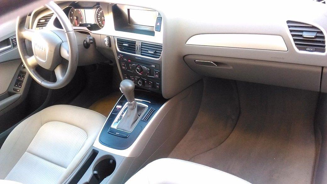 cambio di un'Audi A4