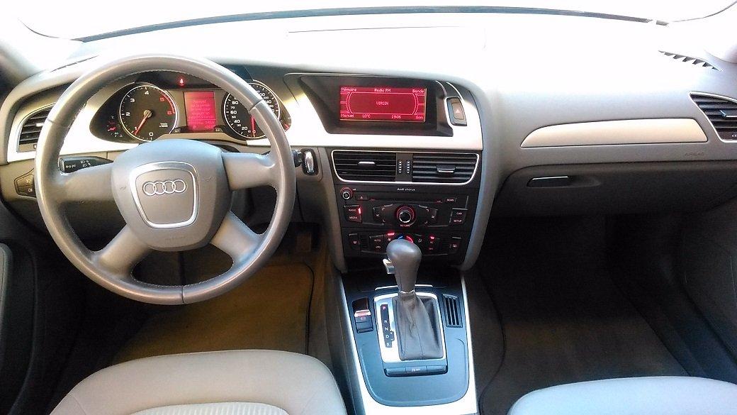 Sedile autista dell'Audi A4