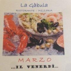 speciale menu