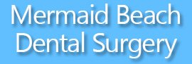 mermaid beach dental surgery logo