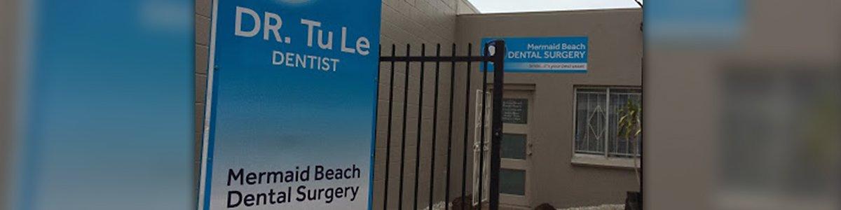 mermaid beach dental surgery office