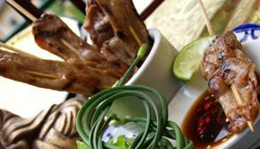 Manchurian restaurant