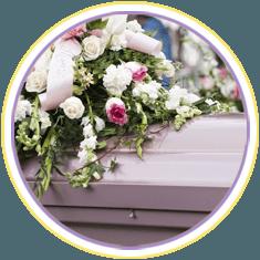 coffin decorations