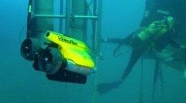 robot ispezione subacquea