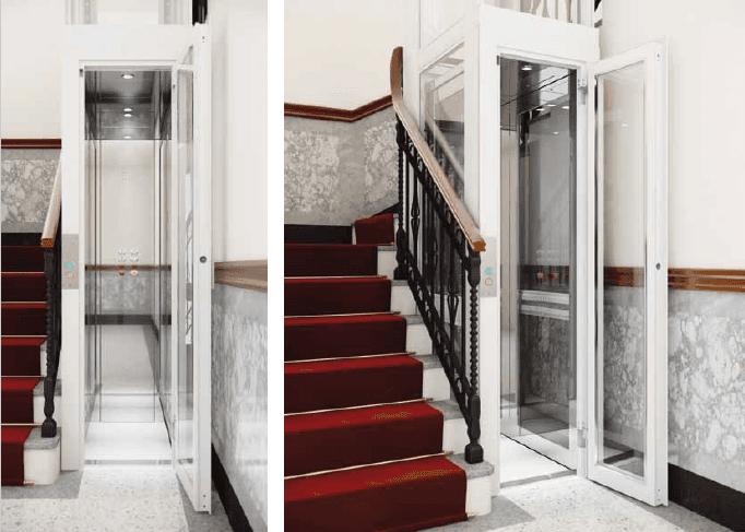 Miniascensori domestici e per disabili torino eurolift for Piani domestici accessibili per disabili
