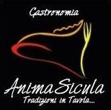 GASTRONOMIA ANIMA SICULA - Logo