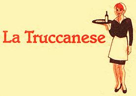 PIZZERIA TRATTORIA LA TRUCCANESE - LOGO