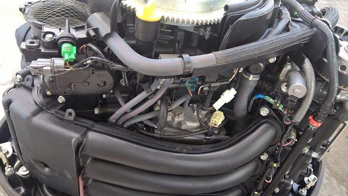 motore con tubi