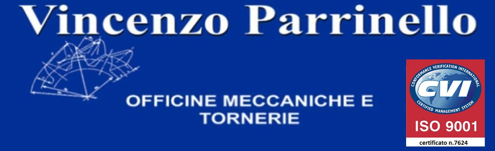 officine parrinello vincenzo certificato