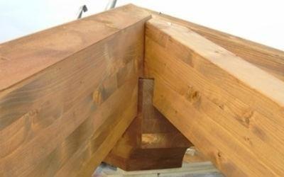 Travature per tetti in legno narzole cuneo mozzone fratelli srl - Legno sbiancato tetto ...