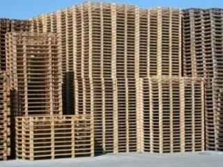 pedane imballaggio legno