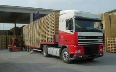 trasporto legno