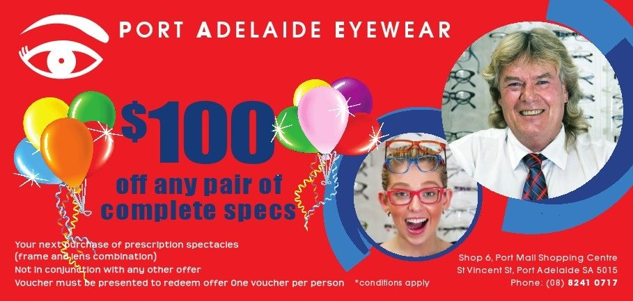 Expert Optometry in Adelaide