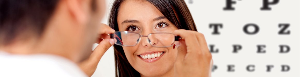 Eye examinations in Adelaide