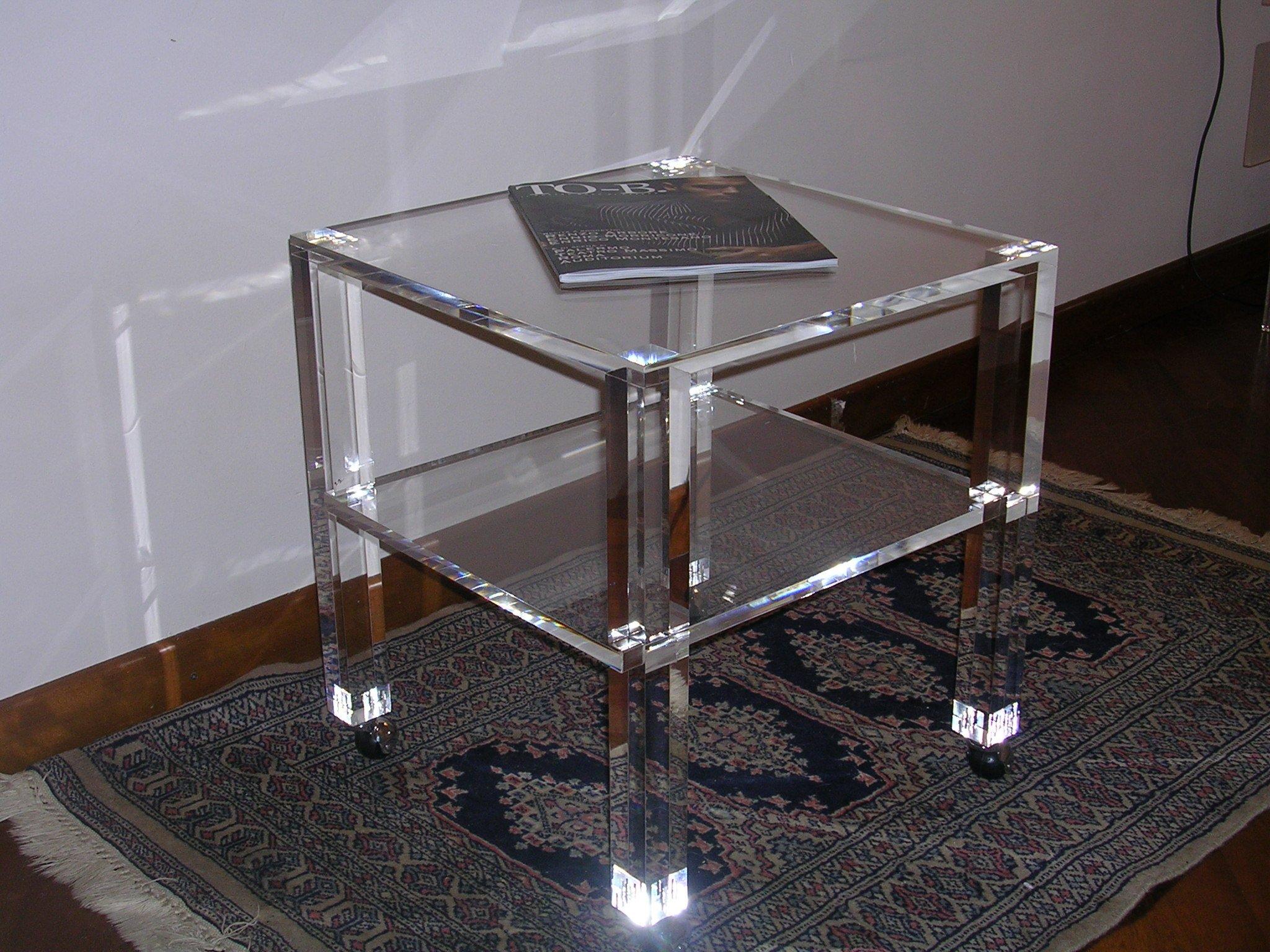 Mobili di plexiglas palermo pa lanzaplast evolution - Mobili in plexiglass ...