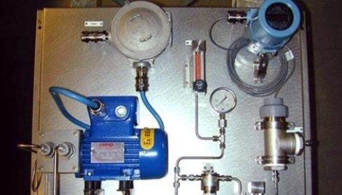 analisi dei gas