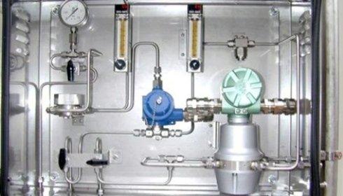 monitoraggio dei gas