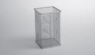 Contenitore inox per posate e utensili