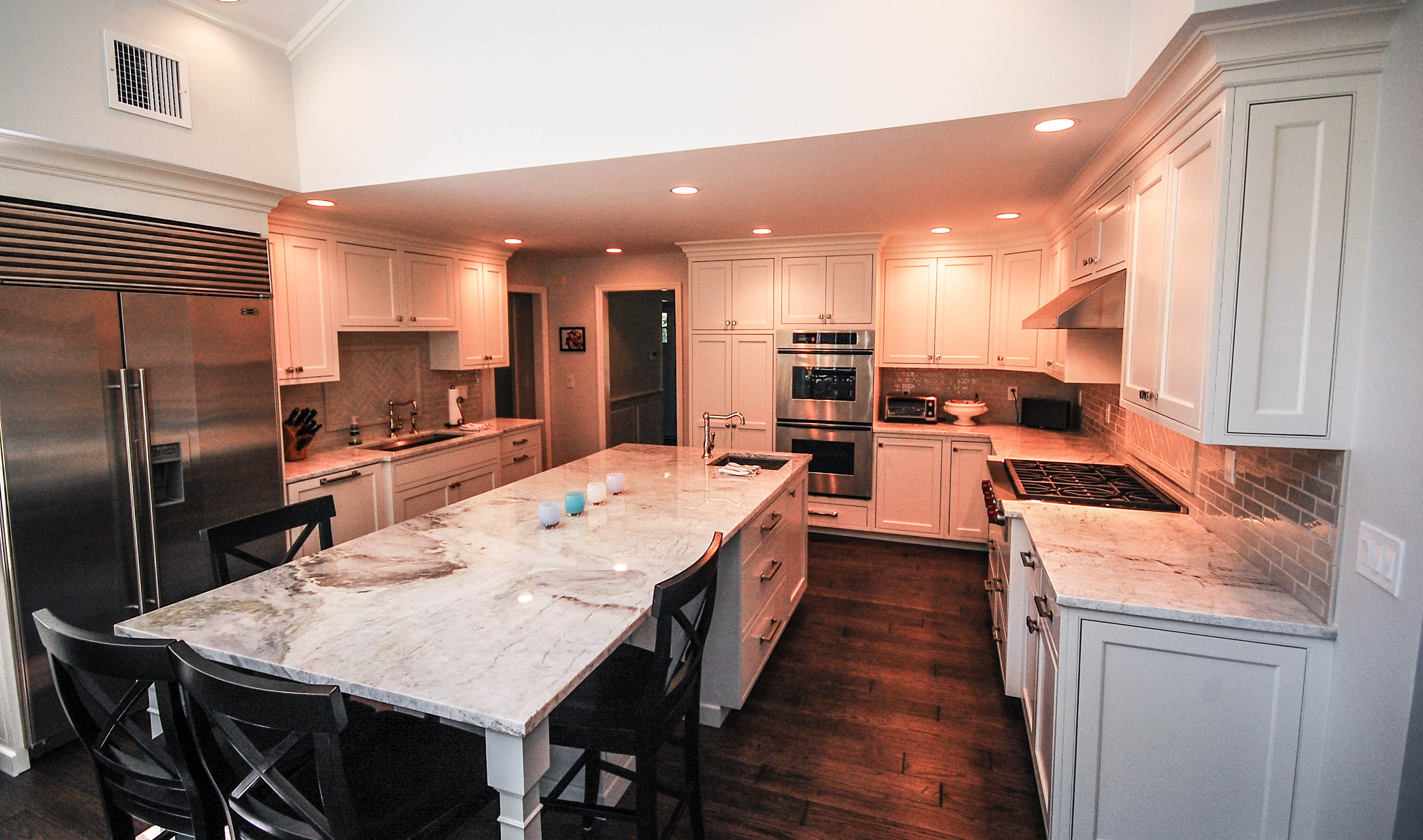 general contractor, kitchen renovated by SIP Building Solutions - Westport, Fairfield, Stamford, Greenwich, Danbury CT